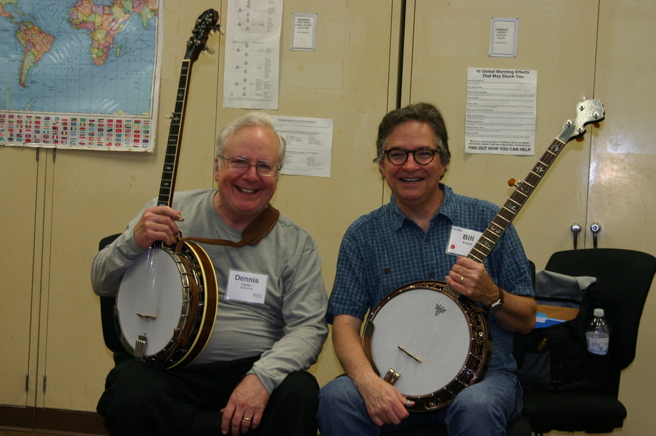 Bill Evans at Midwest Banjo Camp