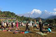 7 Days Yoga Retreat in Nepal