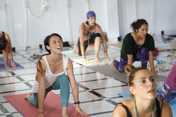 200 heures de formation de professeur de yoga à Rishikesh