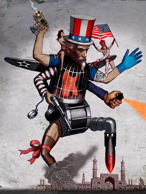 Freda's Amerika