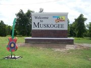 Sue Harris (Staggs) Muskogee Chamber