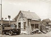 Auto Salvage, Muskogee, Okla 1939