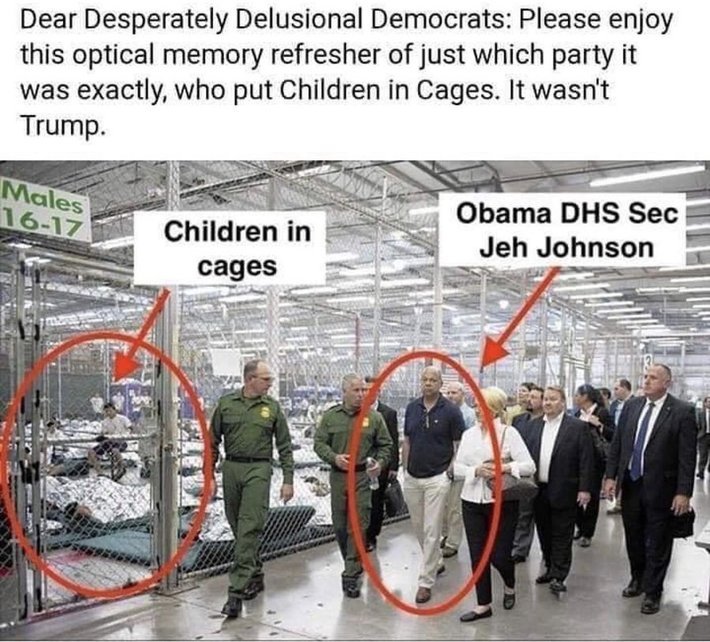 Children In Cages