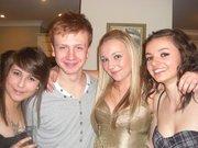 Me, Dylan, Chloe + Helena