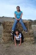 Elena and sis