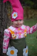 Emma's halloween costume