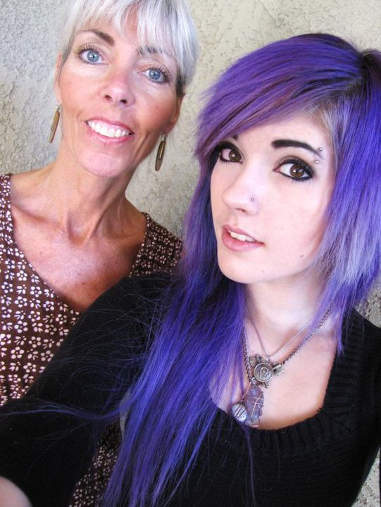 me and my momma