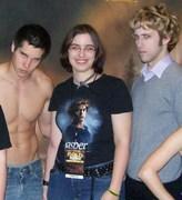 Jake, me, & Jasper