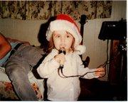 I've always been a singer