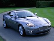 The Aston Martin I got to drive