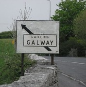 Galway Sign