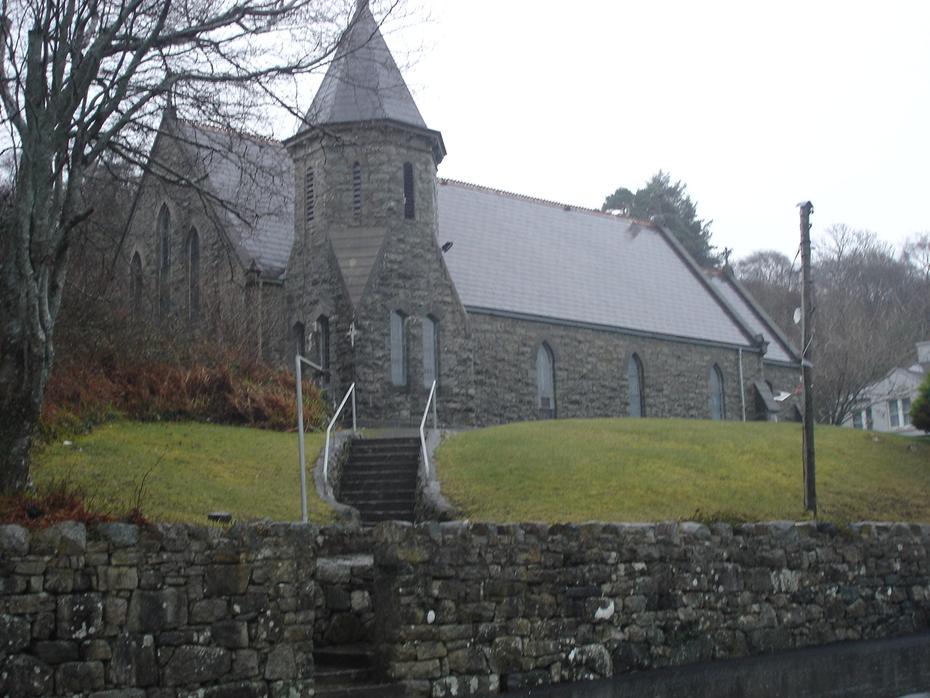 Galway Cashel Church