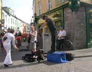 Galway street players