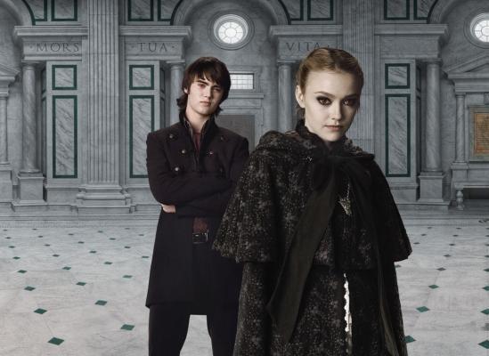 Jane & Alec of the Volturi