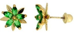 earrings for St Patty's