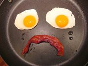 Turn that Bacon frown upside down