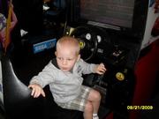 Baby nephew at 2years