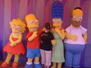 Me and The Simpsons
