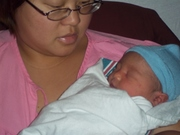 December 11th Mommy and Robert