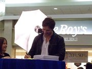 Peter Facinelli meet and greet
