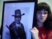 My John Wayne Poster