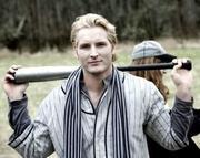 Carlisle's up to bat