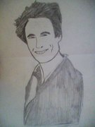 My Clint Eastwood drawing