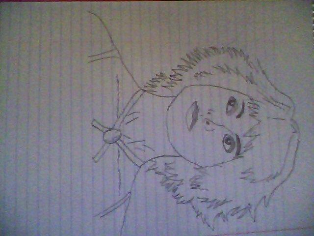 My Alice Cullen drawing