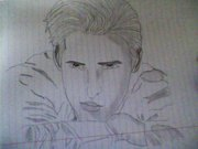 This my Carlisle Cullen drawing