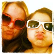 Me and my niece Kylie