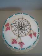 My yummy birthday cake from Seth - 2012