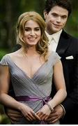 Emm and Me at Bella and Edward's wedding