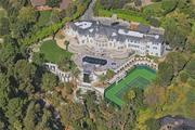 Aerial View of our LA Home