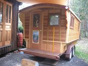 SingPeace! wagon progress