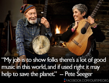 Pete Seeger's Life and Legacy