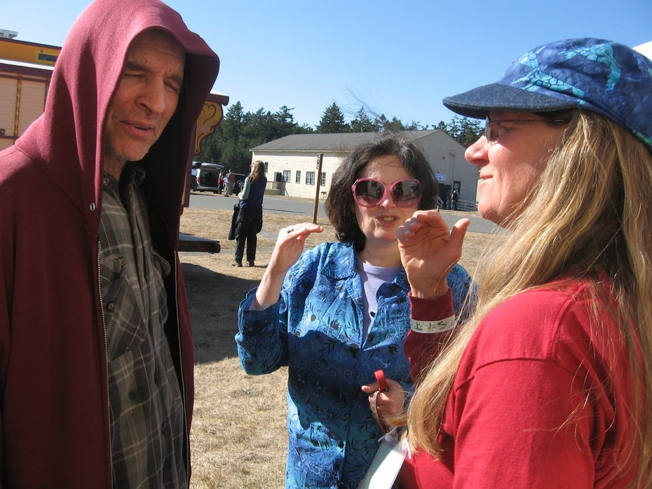 Northwest Permaculture Convergence songweavers
