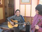 Michael Hurwicz & Sharon Abreu
