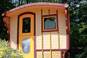 SingPeace! gypsy wagon