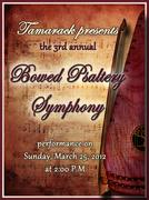 2012 Bowed Psaltery Symphony Logo