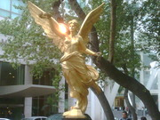 Independence Angel Monument, Mexico City