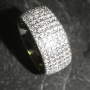 Ring Micro Pave Setting