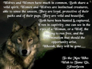 wolves & women