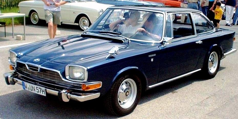 BMW 2600 V8 Coupe