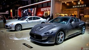 Maserati GranTurismo MC Stradale Quattroporte - Autosalon Geneve