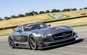 Mercedes Benz SLS AMG GT3 45th Anniversary