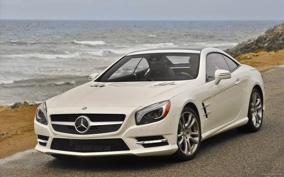 Mercedes Benz SL550