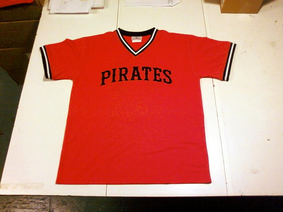 Pirates Custom Softball Jersey