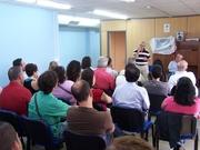 Acto Público de Solidaridad con Cuba en Sevilla