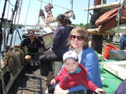Quinnipiack Sail