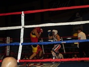 BOXING IN FAITH GYM, INC
